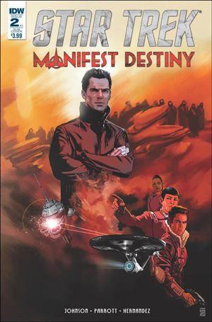 Star Trek: Manifest Destiny 2-B
