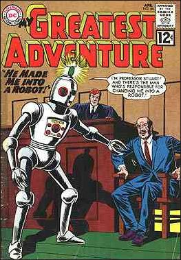 My Greatest Adventure (1955) 66-A by DC