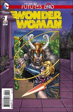 Wonder Woman: Futures End 1-B