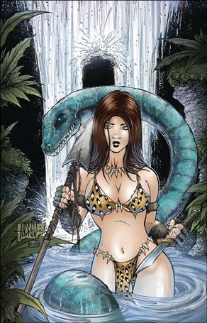 Cavewoman: Dragon 1-F