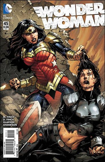Wonder Woman (2011) 45-A by DC