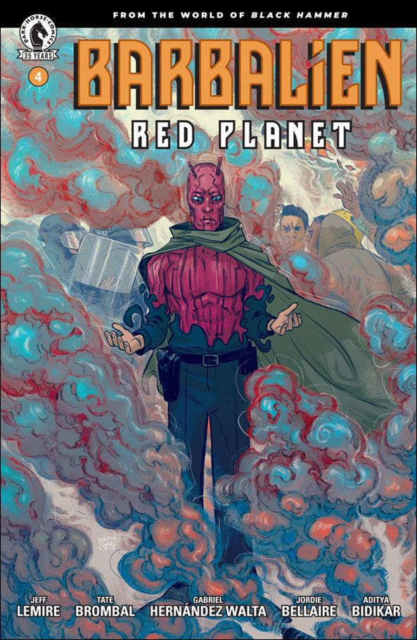 Barbalien: Red Planet 4-B by Dark Horse