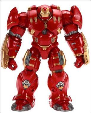 Marvel Legends Infinite: Avengers (Hulkbuster Series)  Hulkbuster Iron Man BAF