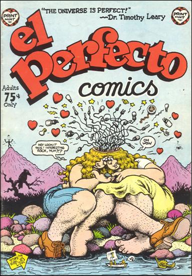 El Perfecto Comics 1-B by Print Mint