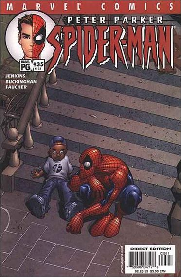 Peter Parker: Spider-Man 35-A by Marvel