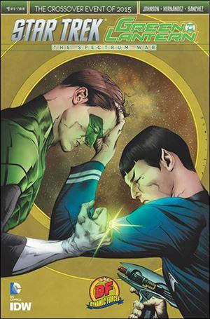 Star Trek / Green Lantern  1-MA