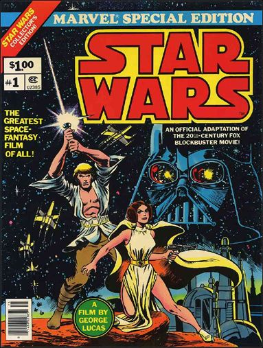 Marvel Special Edition featuring Star Wars 1-A by Marvel