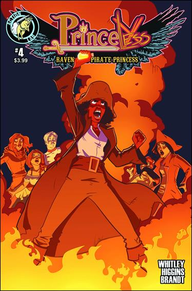 Pirate Princess 4-A by Action Lab Entertainment
