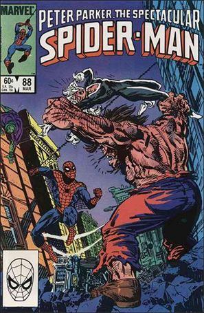 Spectacular Spider-Man (1976) 88-A