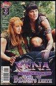Xena: Warrior Princess/The Dragon's Teeth 1-A