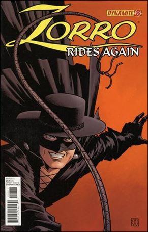 Zorro Rides Again 8-A