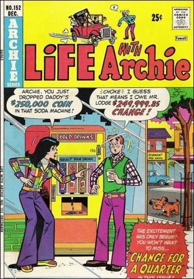 Life with Archie (1958) 152-A by Archie