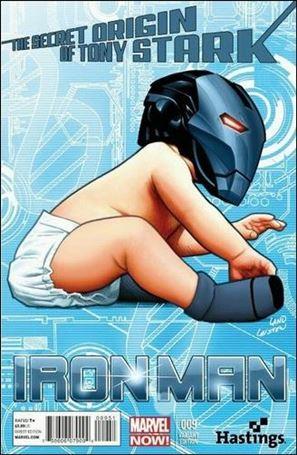 Iron Man (2013) 9-D