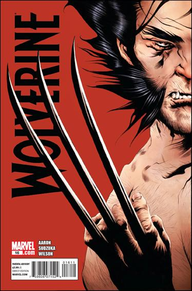 Wolverine (2010) 16-A by Marvel