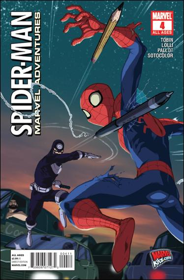 Marvel Adventures Spider-Man (2010) 4-A by Marvel