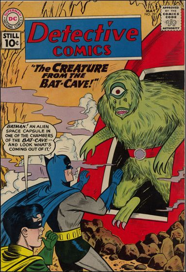 Detective Comics (1937) 291-A by DC