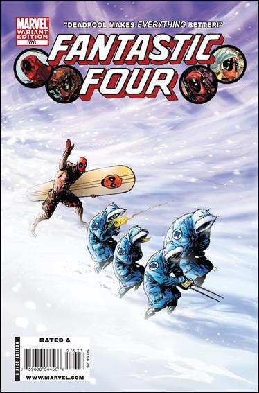 Fantastic Four (1961) 576-B by Marvel