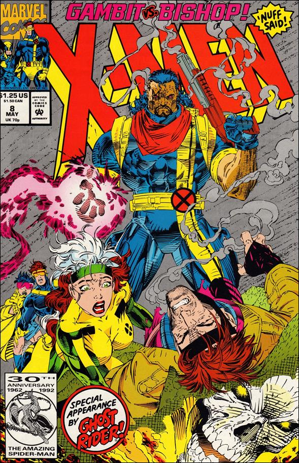 X-Men (1991) 8-A by Marvel