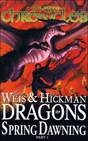 Dragonlance Chronicles: Dragons of Spring Dawning 1-A by Devil's Due