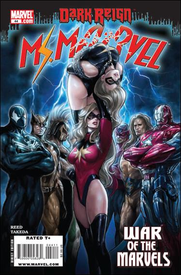 Ms. Marvel (2006) 44-A by Marvel
