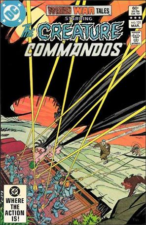 Weird War Tales (1971) 121-A