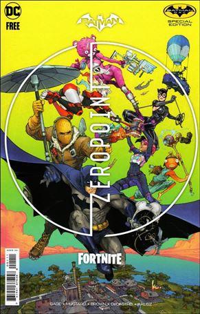 Batman/Fortnite: Zero Point 1-F