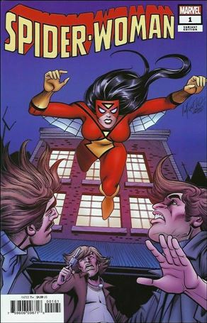 Spider-Woman (2020) 1-M