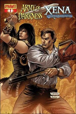 Army of Darkness/Xena 1-B