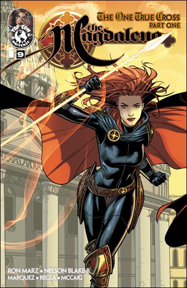 Magdalena (2010) 9-A by Top Cow