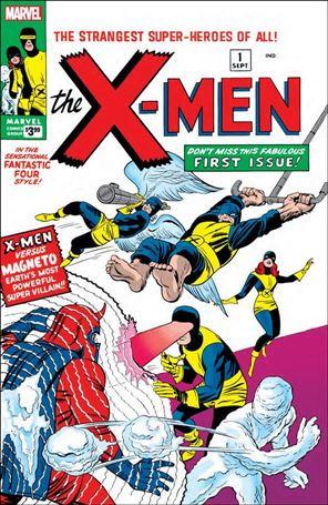X-Men (1963) 1-C