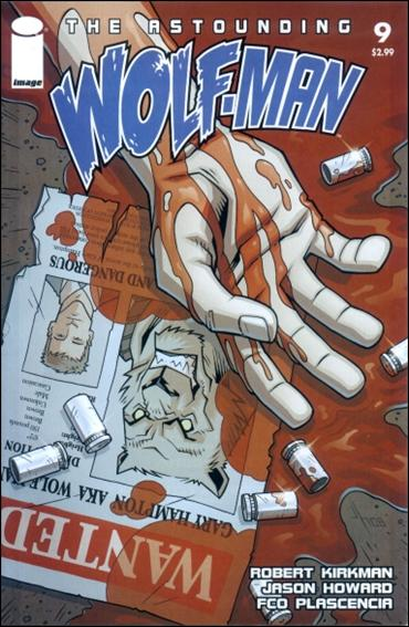 Astounding Wolf-Man 9-A by Image