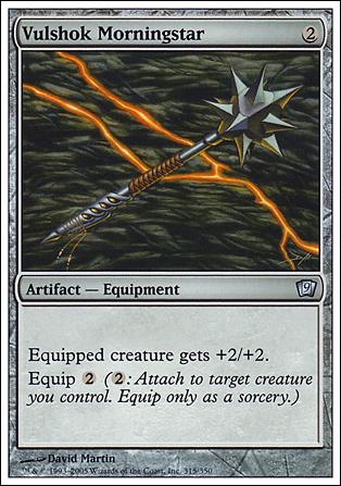 Magic the Gathering: 9th Edition (Base Set)315-A by Wizards of the Coast