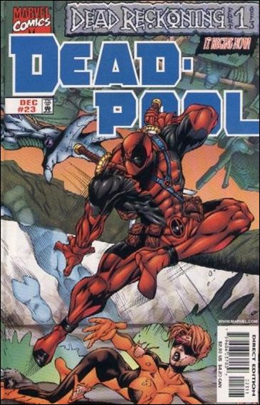 Deadpool (1997) 23-A by Marvel