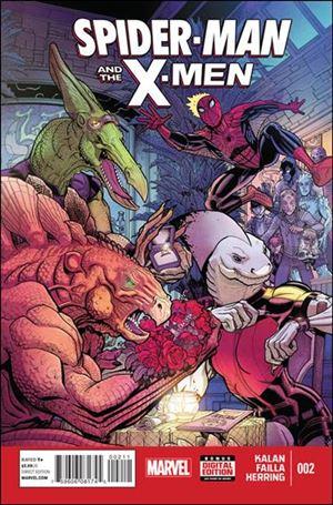 Spider-Man & the X-Men 2-A