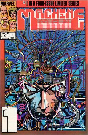 Machine Man (1984) 1-A