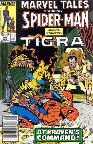 Marvel Tales (1966) 203-A by Marvel