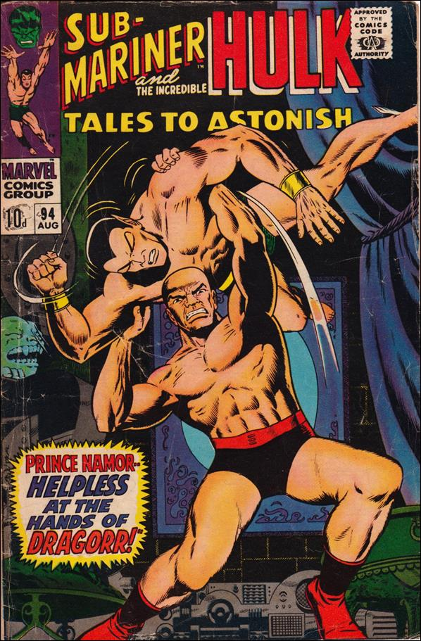 Tales to Astonish (1959) 94-B by Marvel