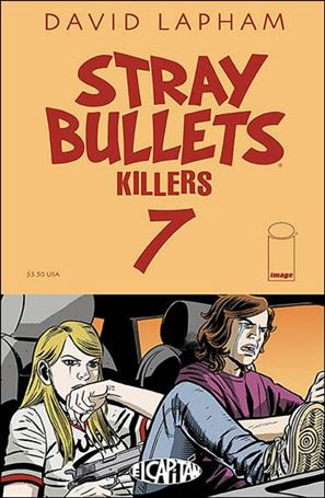 Stray Bullets: Killers 7-A
