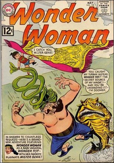 Wonder Woman (1942) 130-A by DC
