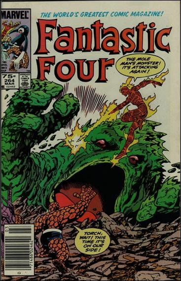 Fantastic Four (1961) 264-B by Marvel