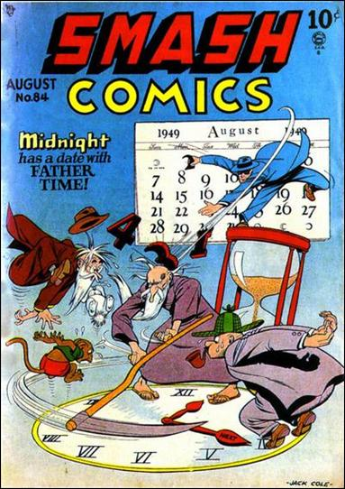 Smash Comics (1939) 84-A by Quality