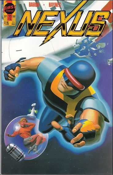 Nexus (1985) 72-A by First
