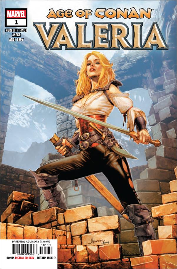 Age of Conan: Valeria 1-A by Marvel