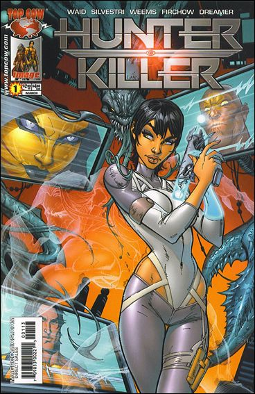 Hunter-Killer 1-C by Top Cow