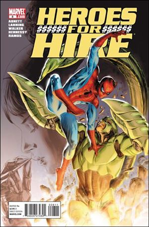 Heroes for Hire (2011) 8-A