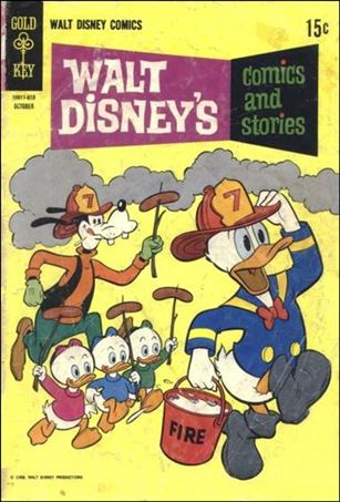Walt Disney's Comics and Stories (1940) 337-A
