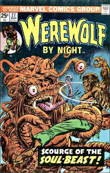 Werewolf by Night (1972) 27-A by Marvel