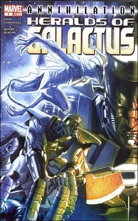 Annihilation: Heralds of Galactus 1-A