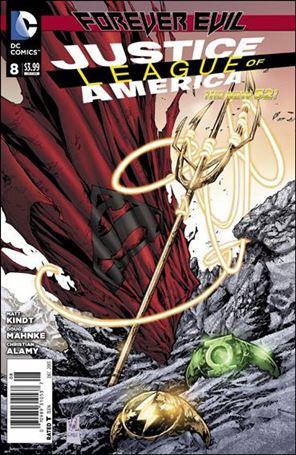 Justice League of America (2013)  8-A