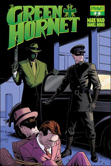 Green Hornet (2013) 2-A by Dynamite Entertainment